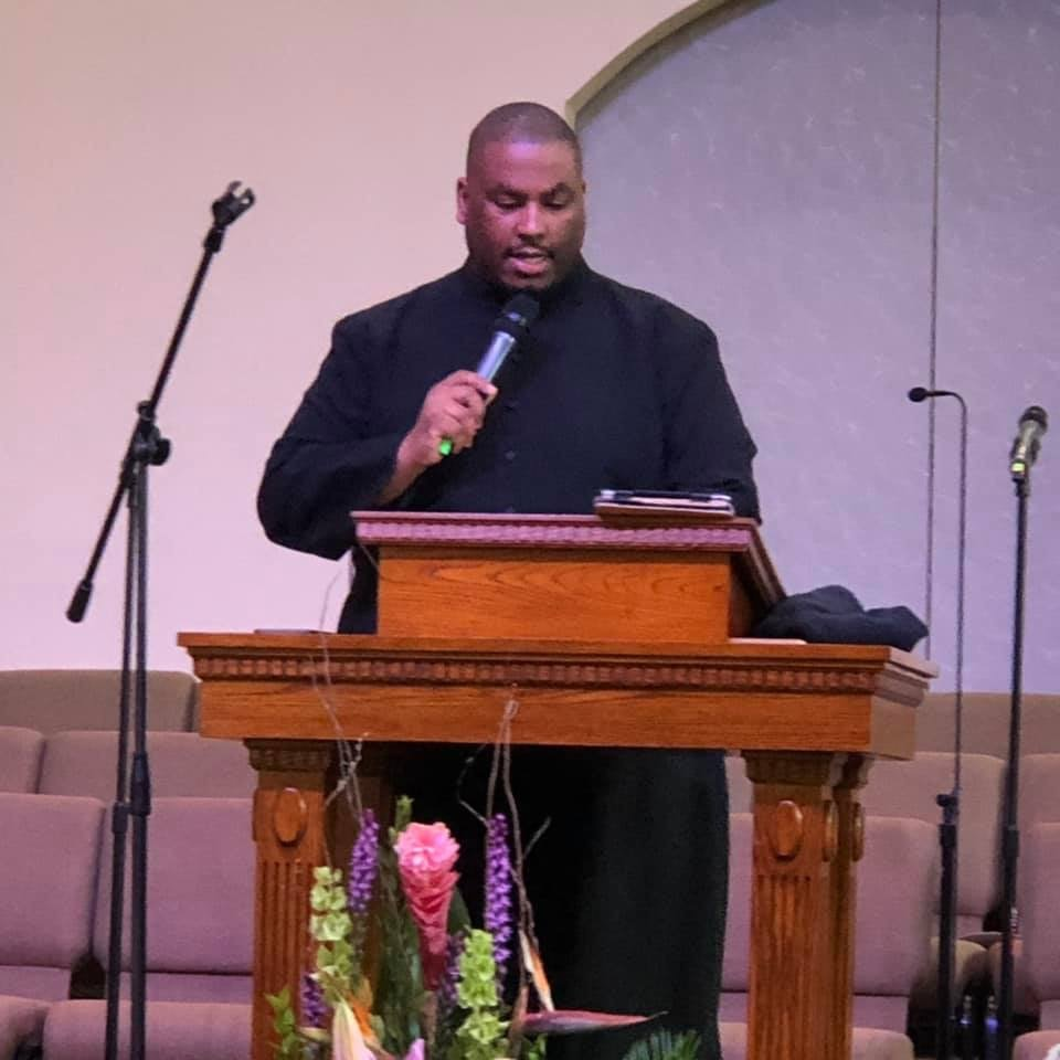 Our Pastor: Elder Kyron S. Shorter